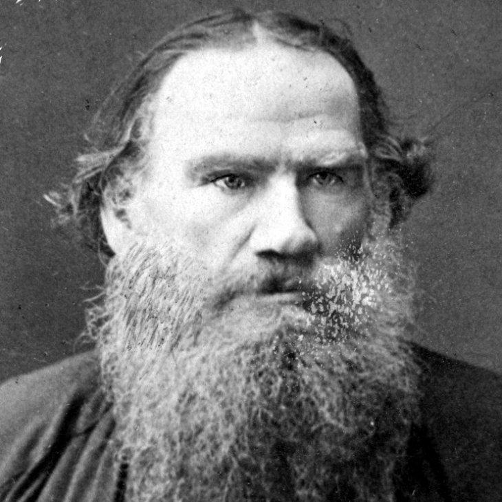 Resultado de imagen para Fotos de León Tolstói