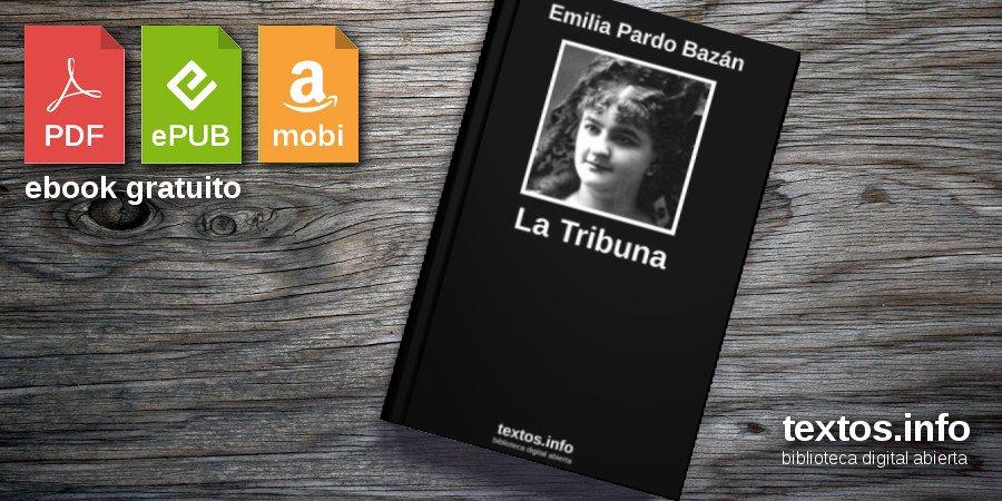La Tribuna Emilia Pardo Bazan Pdf