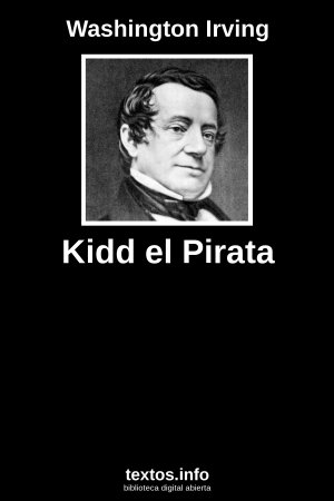 Kidd el Pirata, de Washington Irving
