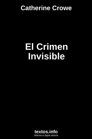 El Crimen Invisible