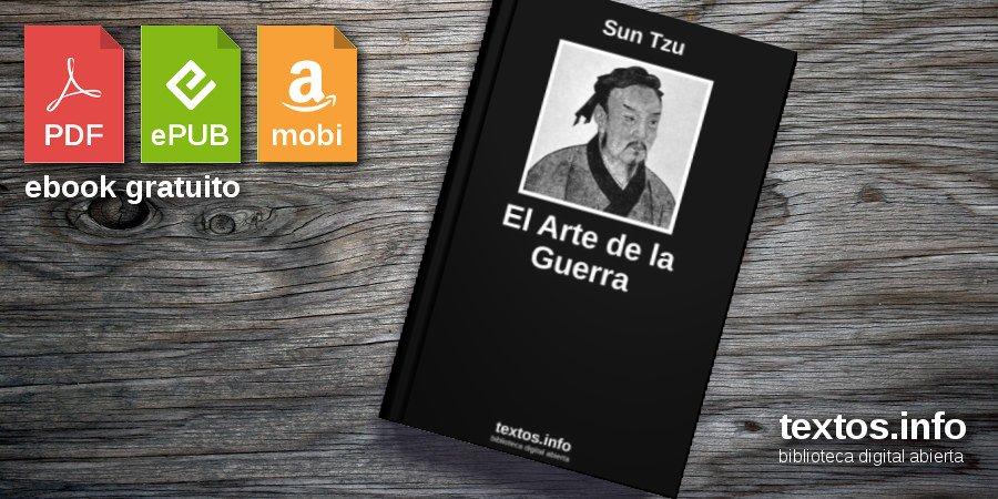 Descargar Pdf El Arte De La Guerra De Sun Tzu Textos Info