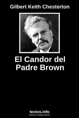 El Candor del Padre Brown, de Gilbert Keith Chesterton