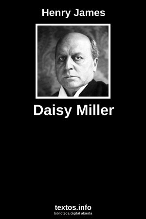 Daisy Miller, de Henry James