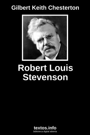 Robert Louis Stevenson, de Gilbert Keith Chesterton