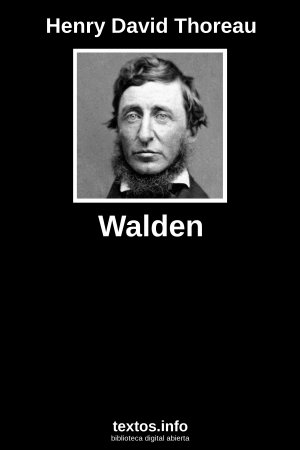 Walden, de Henry David Thoreau