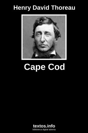 Cape Cod, de Henry David Thoreau