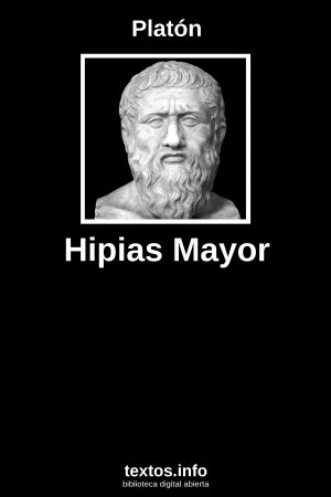 Hipias Mayor, de Platón