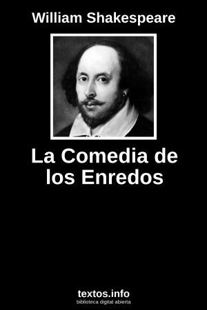 La Comedia de los Enredos, de William Shakespeare
