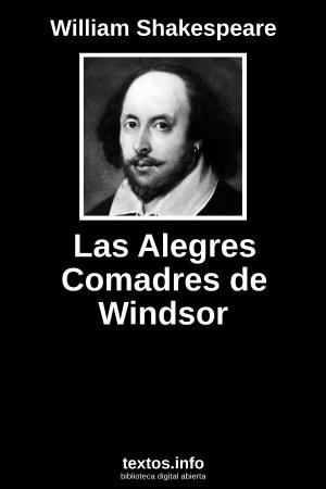 Las Alegres Comadres de Windsor, de William Shakespeare