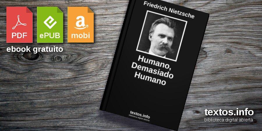 Nietzsche Humano Demasiado Humano Pdf