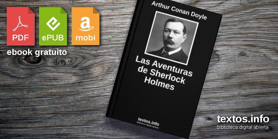 c1f5d4560 Las Aventuras de Sherlock Holmes   Arthur Conan Doyle - textos.info