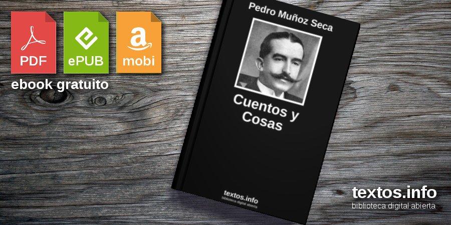Textos Cosas info Seca Y Muñoz Cuentos Pedro S75xXqZ5w