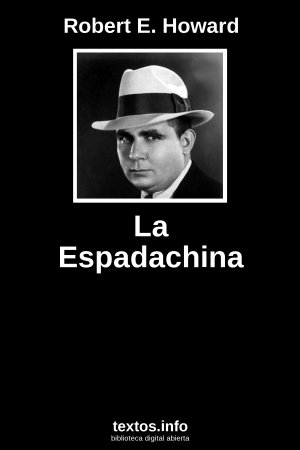 La Espadachina, de Robert E. Howard