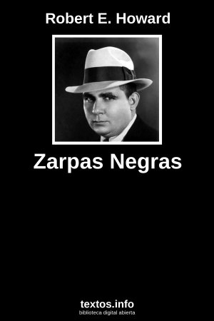 Zarpas Negras, de Robert E. Howard