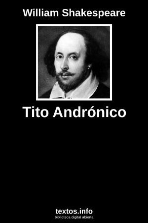 Tito Andrónico, de William Shakespeare