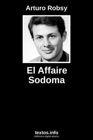 El Affaire Sodoma