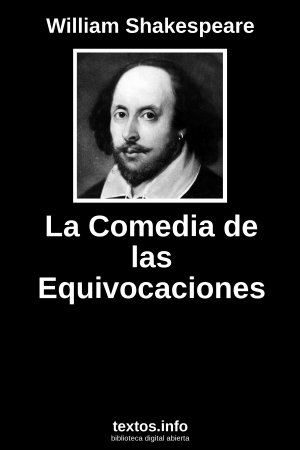 La Comedia de las Equivocaciones, de William Shakespeare