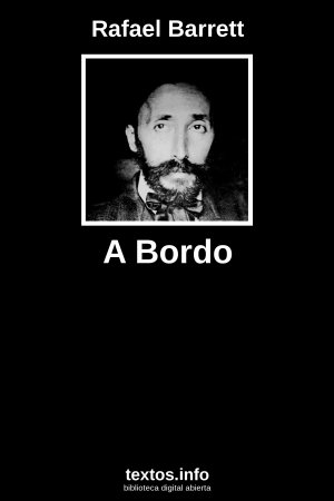 A Bordo, de Rafael Barrett